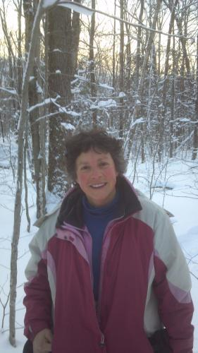 Argy Snowshoeing this winter
