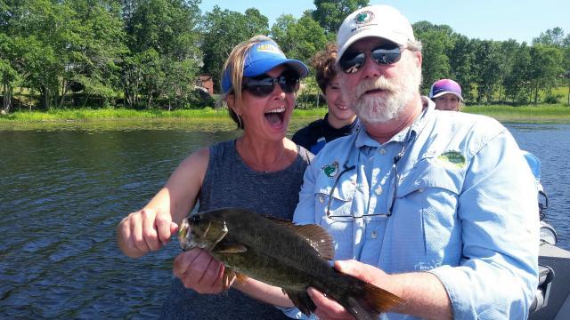 Great fun fishing!